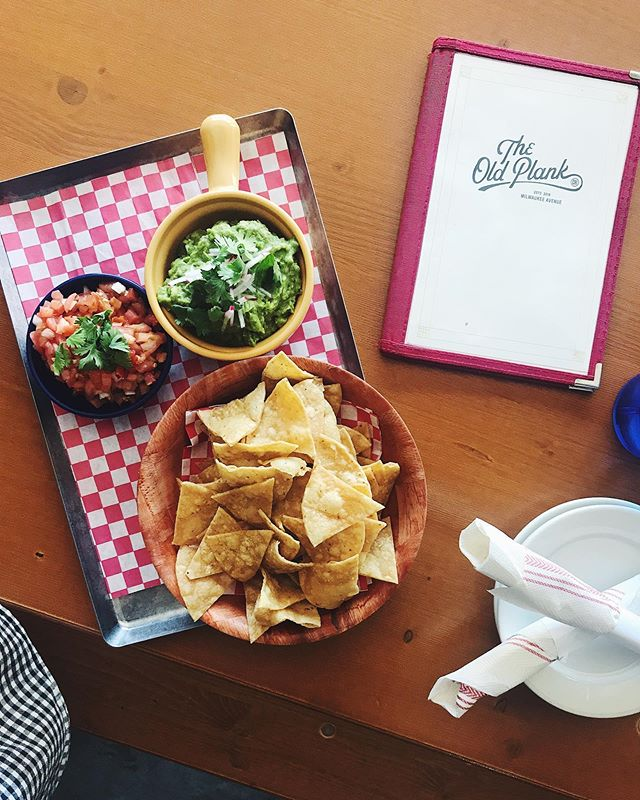 Whoever said they don't like chips & guac is irrelevant. Our kitchen is open until 1:30 am #openlate #theoldplank