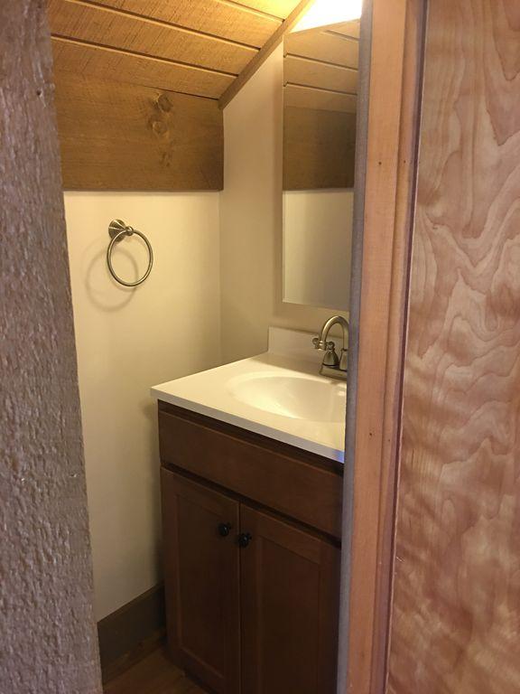 2nd floor- half bath
