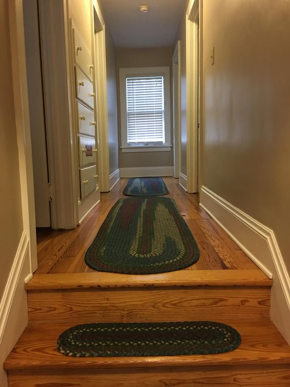 Hallway to all beds and bath on 2nd floor