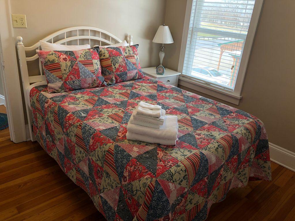 2nd floor- 2nd bedroom- Full Bed