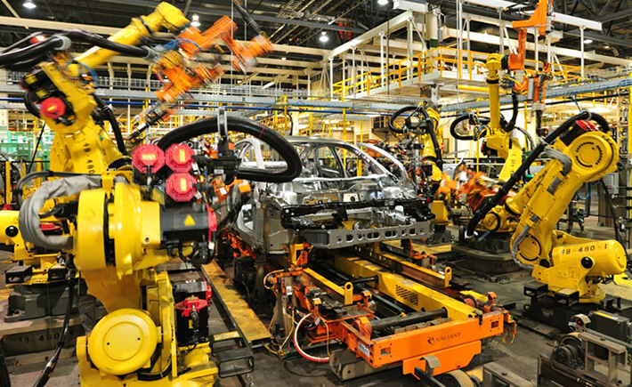 Industrial / Robotics - Creating smart robots where humans and robots can work together to perform complex tasks in a safe manner will lead to new factory concepts and efficiencies.
