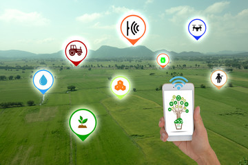 Agriculture - Using mobile devices in the field to diagnose crop diseases, weeds and nutrient deficiencies enable farmers to save a tremendous amount of money. Autonomous equipment and sensor aggregation will usher in the smart farm of tomorrow.