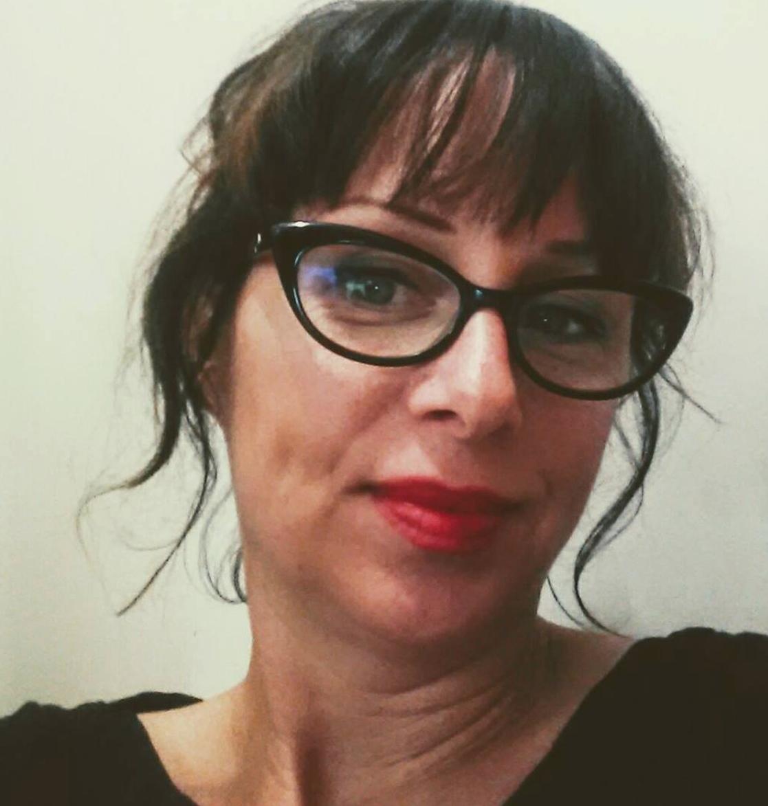Amy VanHise - selfie