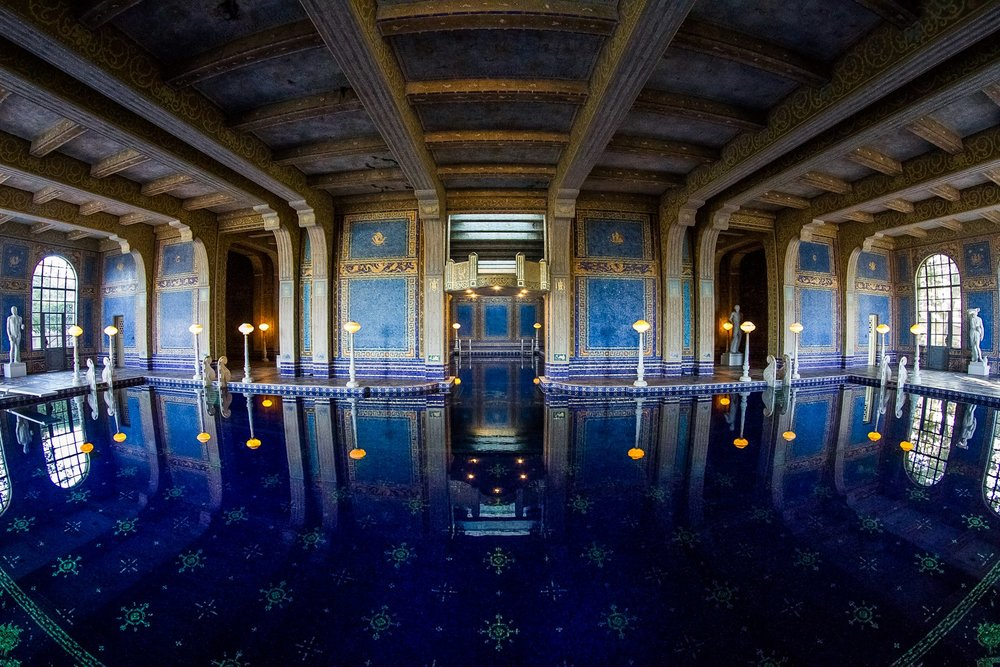 Hearst Castle - View Gallery
