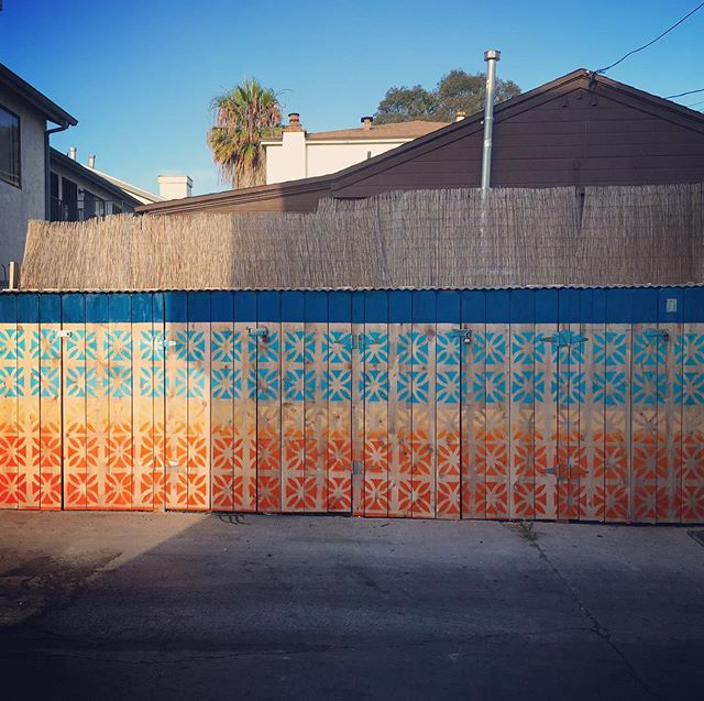 Look what @stelladente and I did over the past weekend! Here's some shots of our #murals at various stages of completion. #sandiego #sandiegoart #sandiegoartists  #sandiegoartist #sandiegostreetart #sandiegomurals #publicart #streetart #stencilart #jaylilliane #jeanettemadethis #cityheights