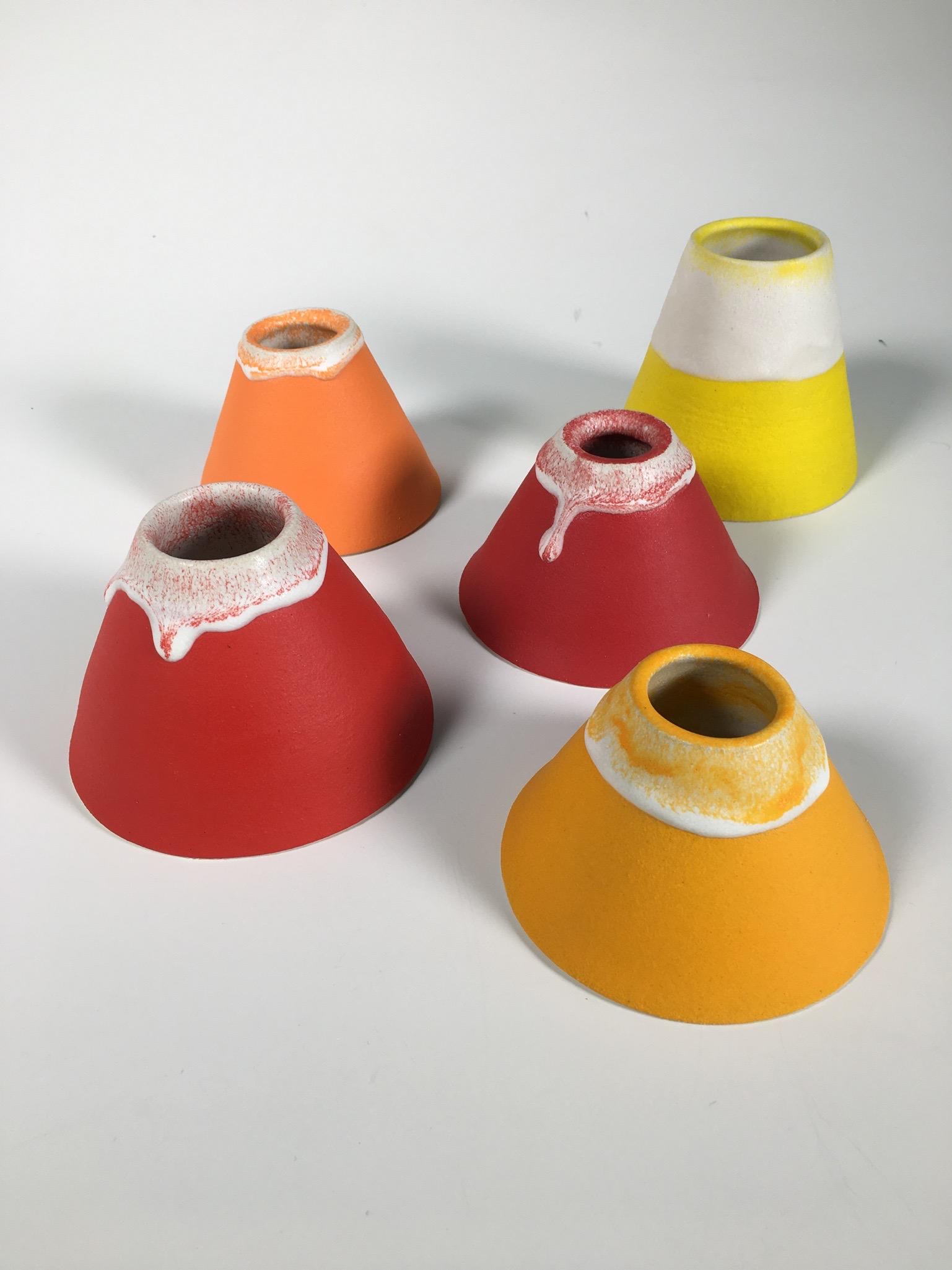 Ceramic work by Bean Finneran