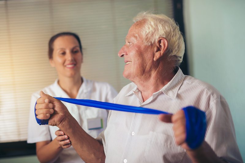 OCCUPATIONAL THERAPY -