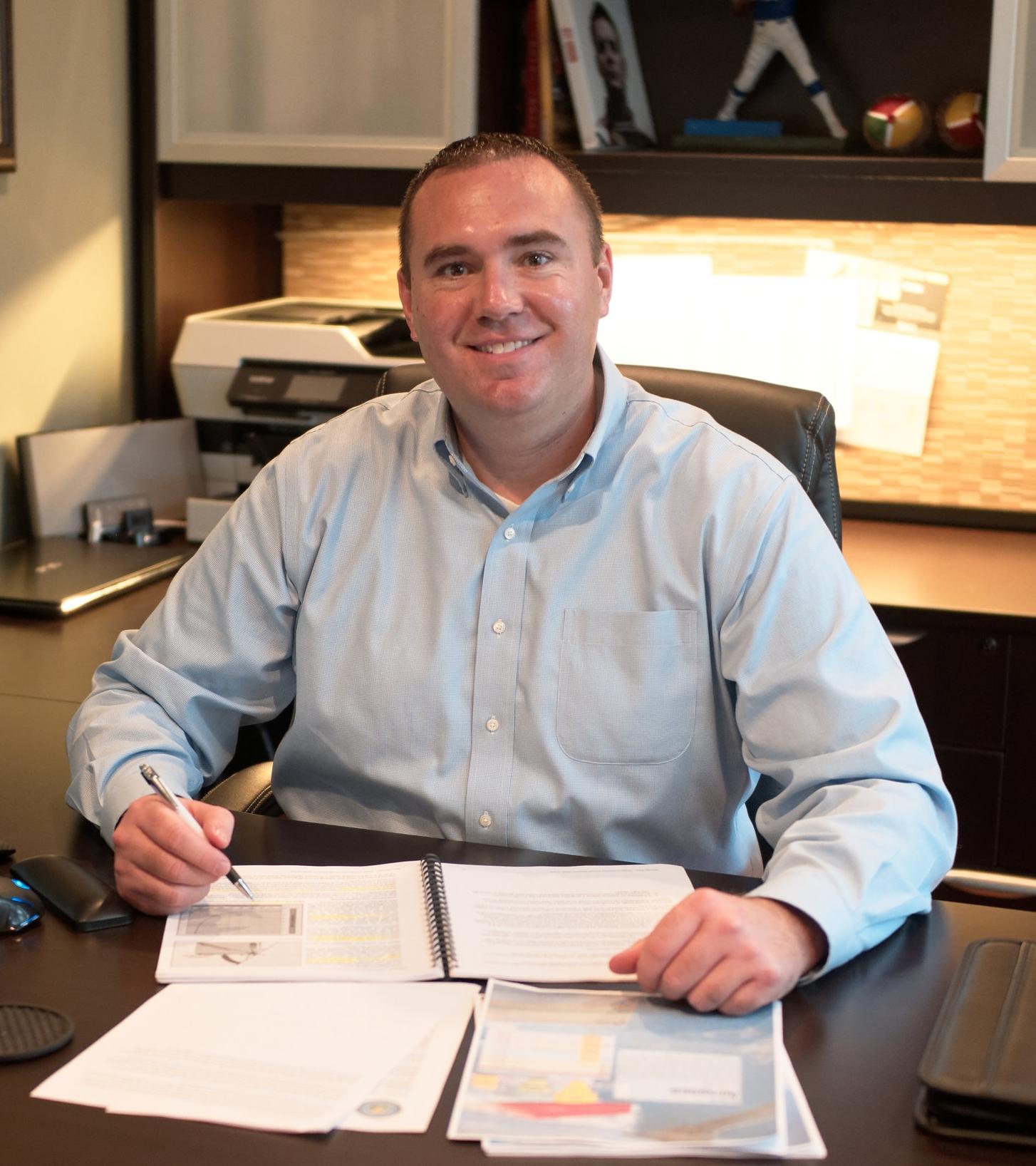 Ashton L. Fritz PE, CFM  Principal