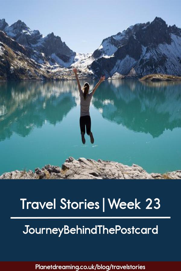 Travel stories week 23