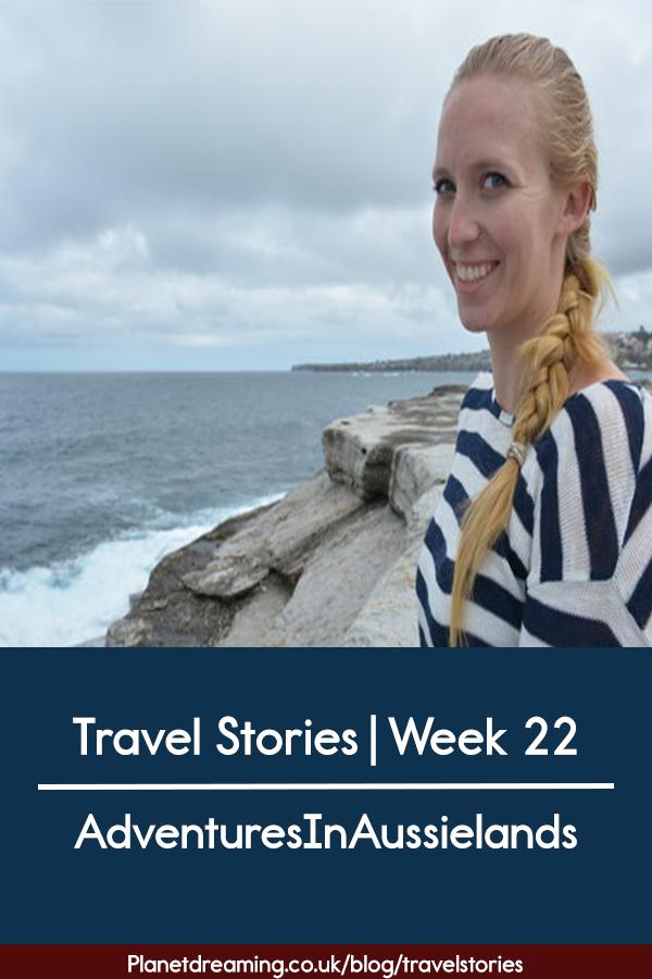 Travel Stories week 22