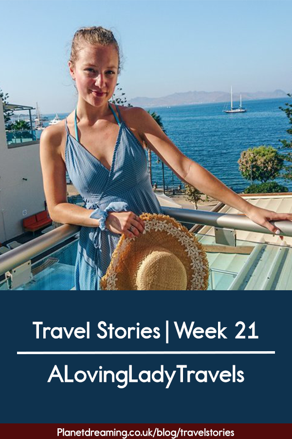 Travel Stories week 21