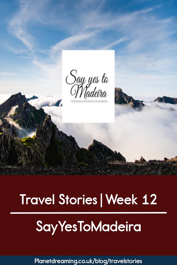 Travel Stories week 12