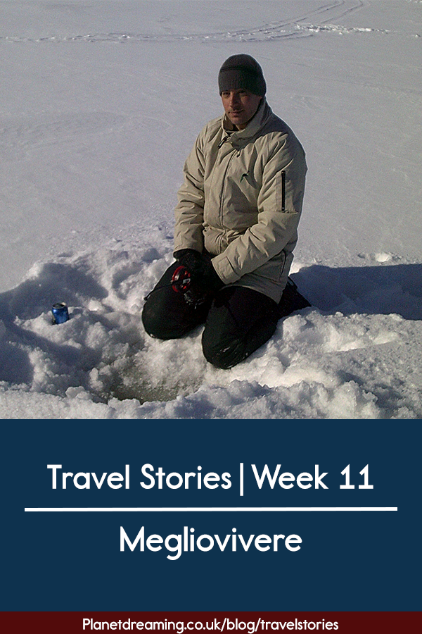 Travel Stories week 11