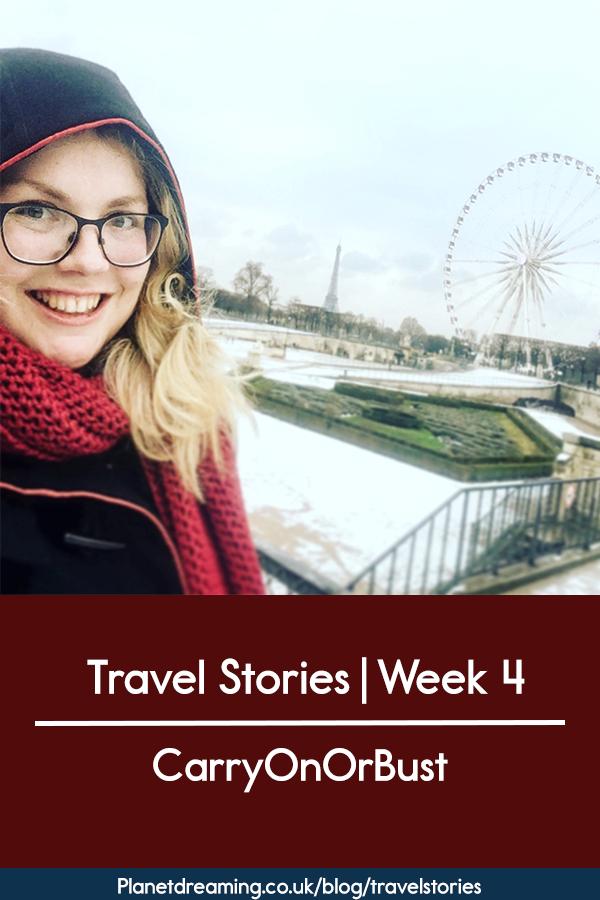 Travel stories week 4