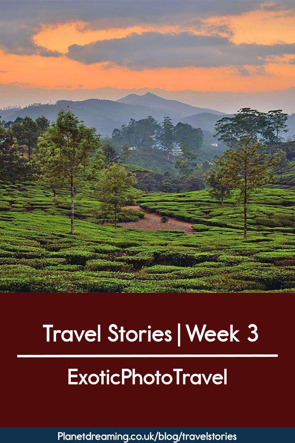 Travel stories week 3