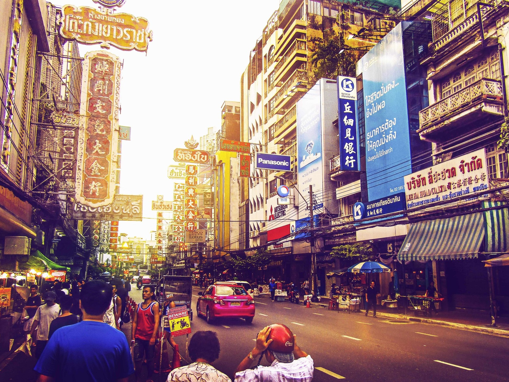 bangkok flight deal