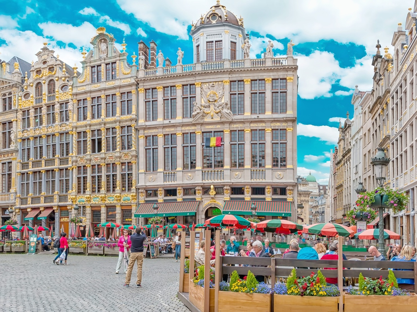 Brussels flight deals