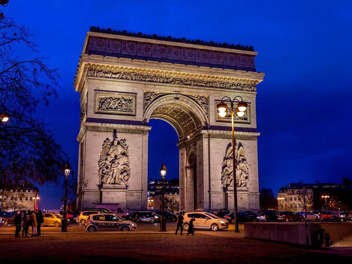 Paris flight deal