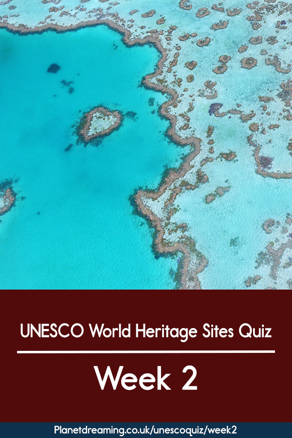 unesco quiz week 2