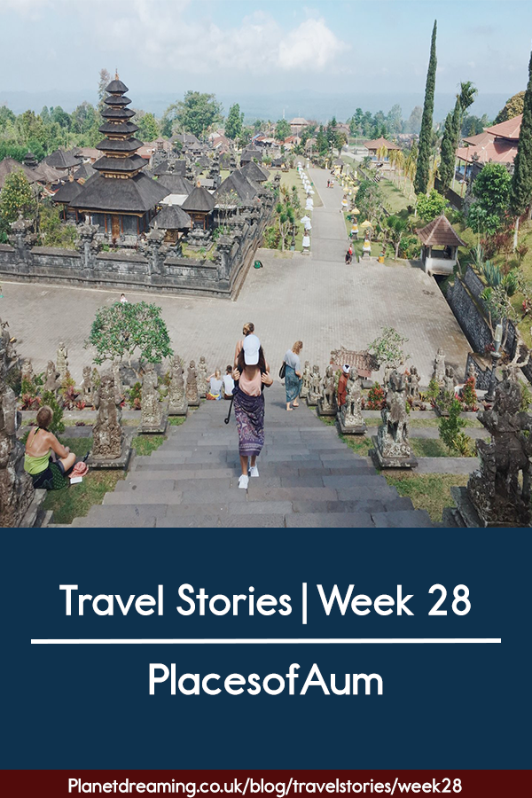 Travel Stories week 28
