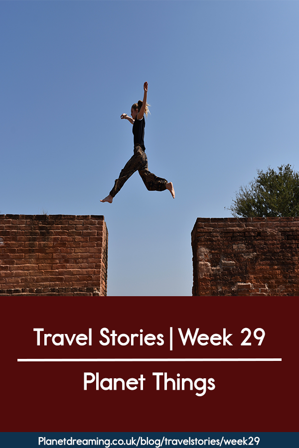 Travel Stories week 29