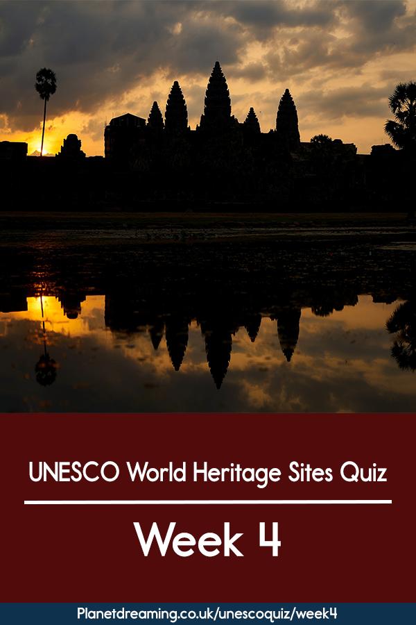 UNESCO Quiz week 4