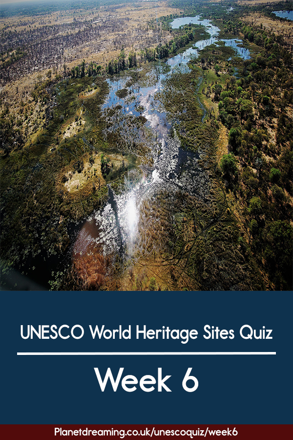unesco quiz week 6
