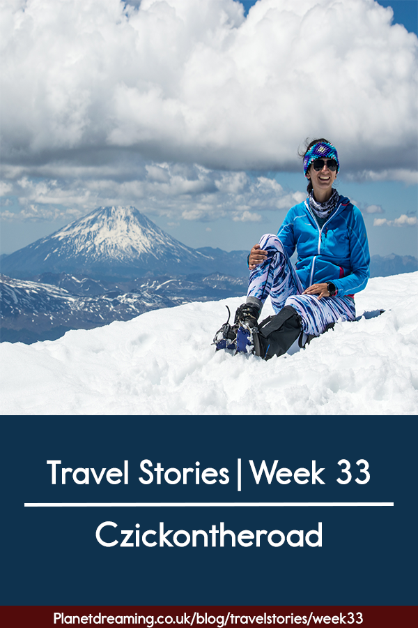 Travel Stories week 33