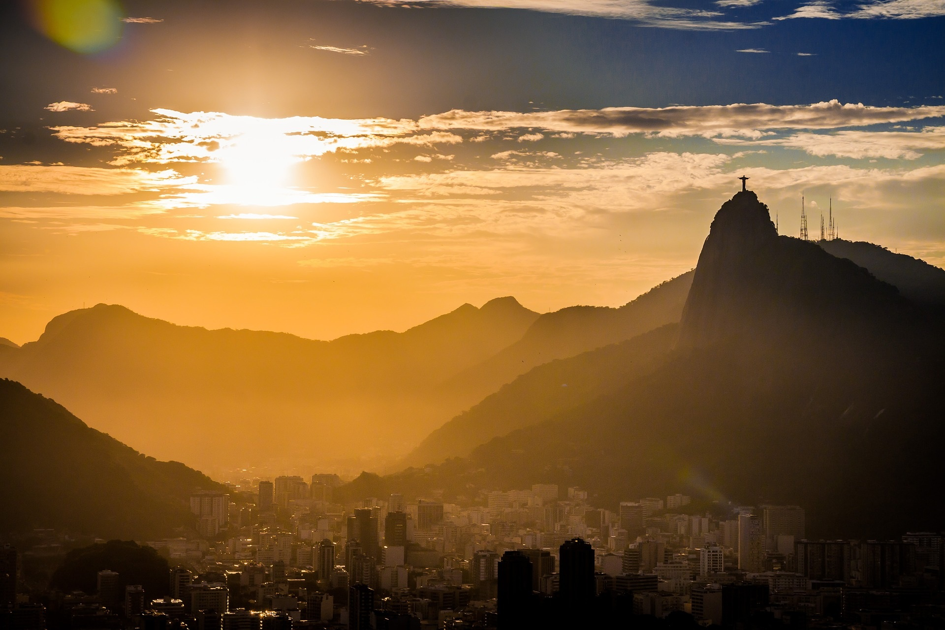 Rio De Janeiro flight deal