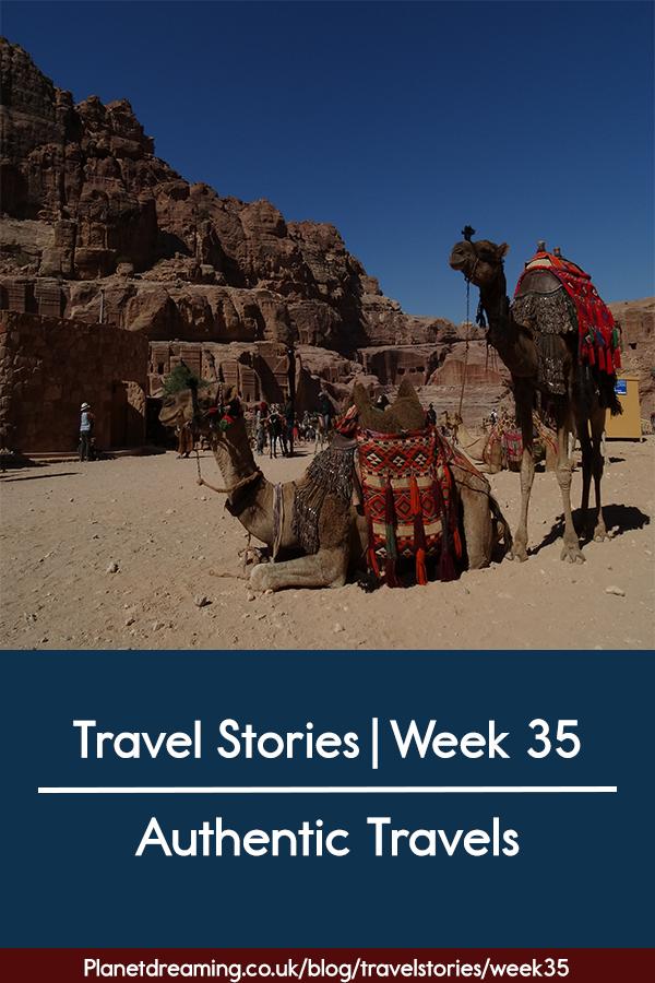 Travel Stories week 35