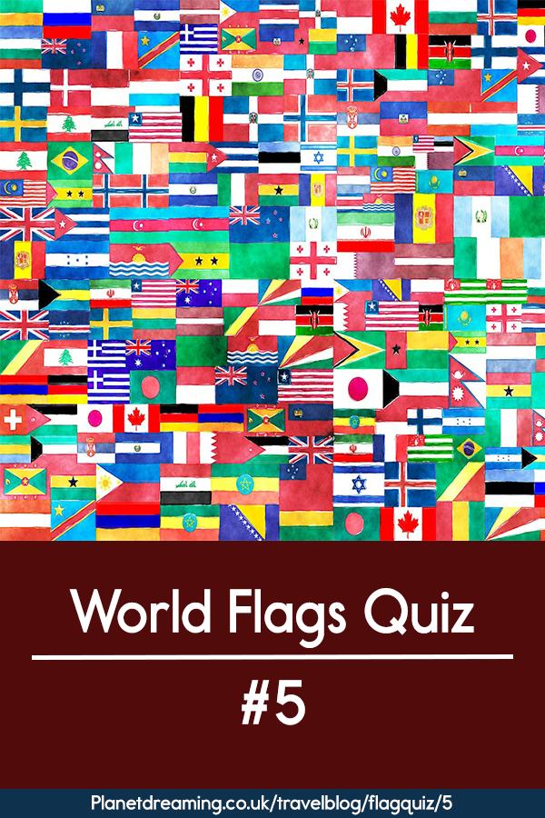 World Flag Quiz