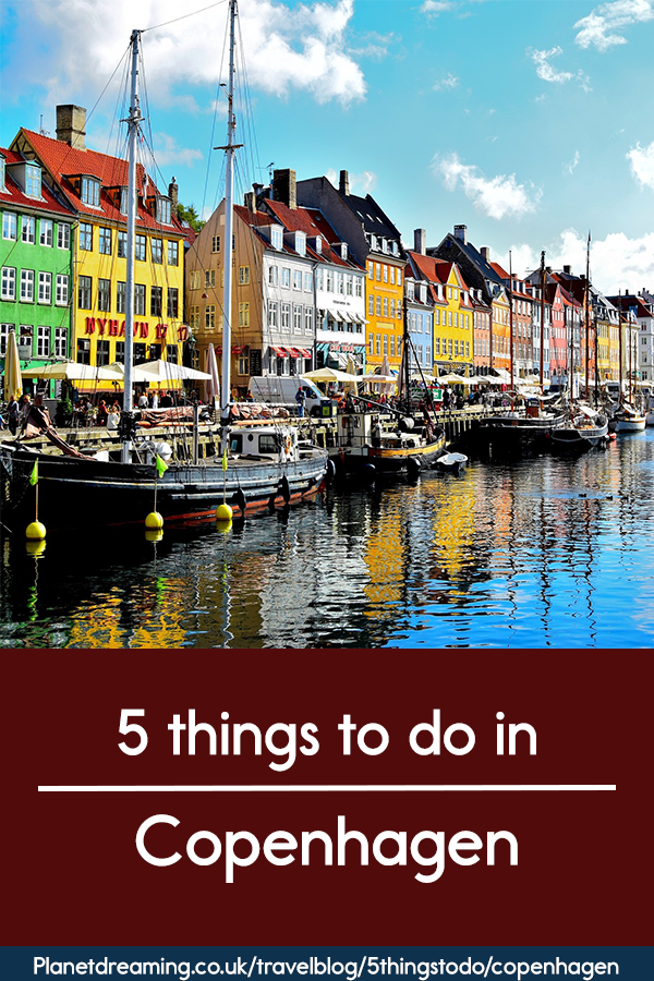 5 things to do in Copenhagen