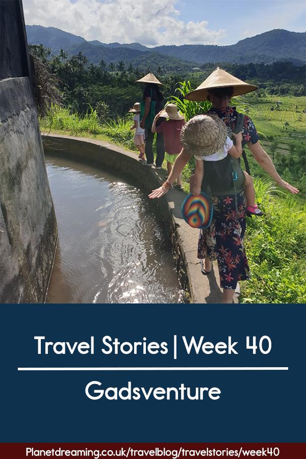 Travel Stories week 40