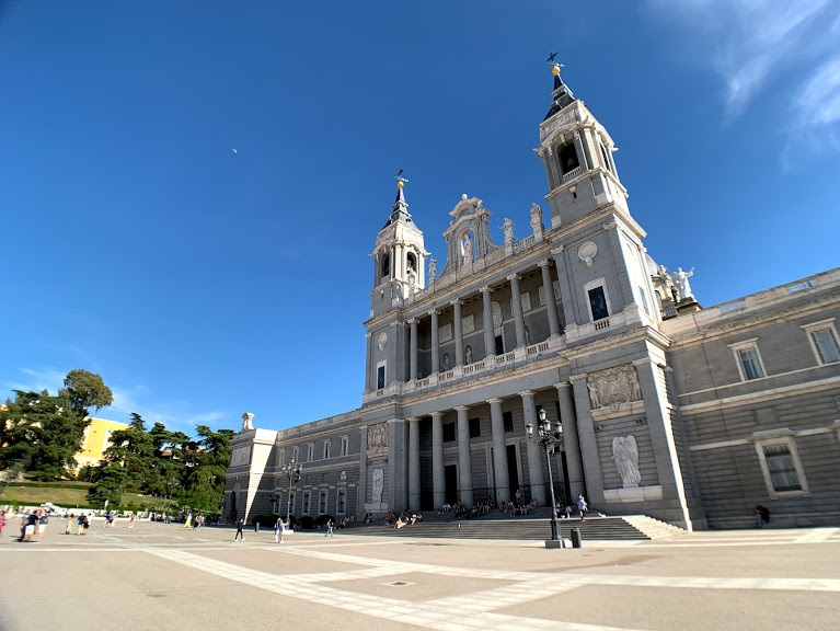Madrid Almudena Cathedral  Photo by Roving Fox