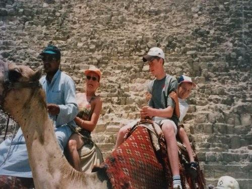 Travel Stories Week 1