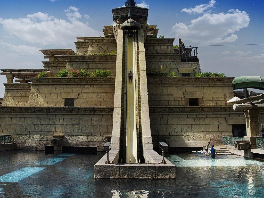 Aquaventure Park in Atlantis the Palm