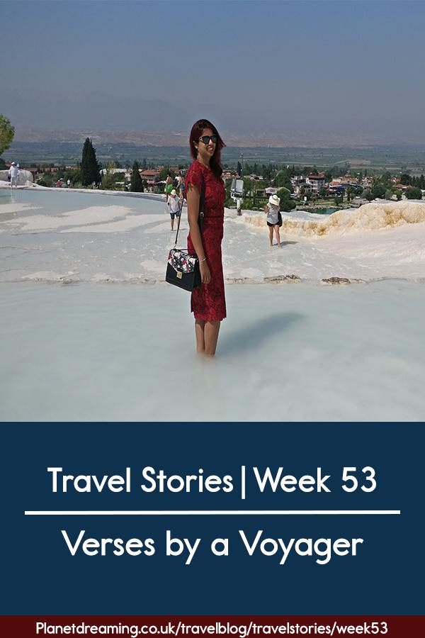 Travel Stories Week 53