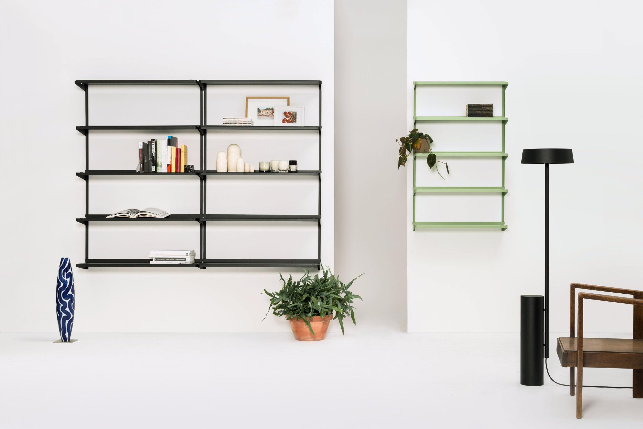 E Unit Floating Shelves