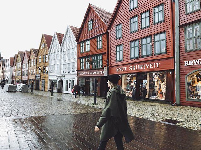 If you've ever thought about visiting Norway, GO! A breathtaking country with history as well as modern additions. I couldn't get enough, even if it did rain most of the time.