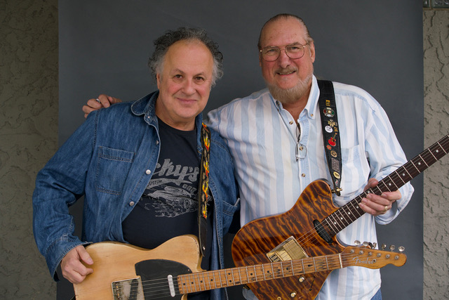 Arlen Roth with Steve Cropper