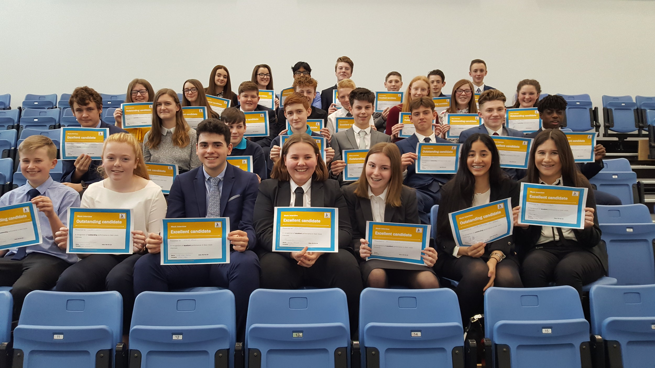 Congratulations to all the students who were awarded certificates on the day for being excellent or outstanding candidates. They were; Ethan H, Jack E, Briannie D, Libby M, Alan T, Josh D-C, Ronnie E, Max F, Vicky S, Oakley S, Oscar G, Montel , Fin A , Sophie M , Nell H, Florence R, Tom W, Aimee F, James C, Ellia B, Alfie W, Oscar W, Megan R, Holly M, Tamzin H, Rory D, Ryan G, Liv R, Noor A-S, Jamie B.