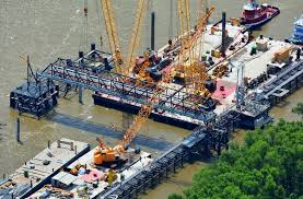 Construction of Mooring Facility