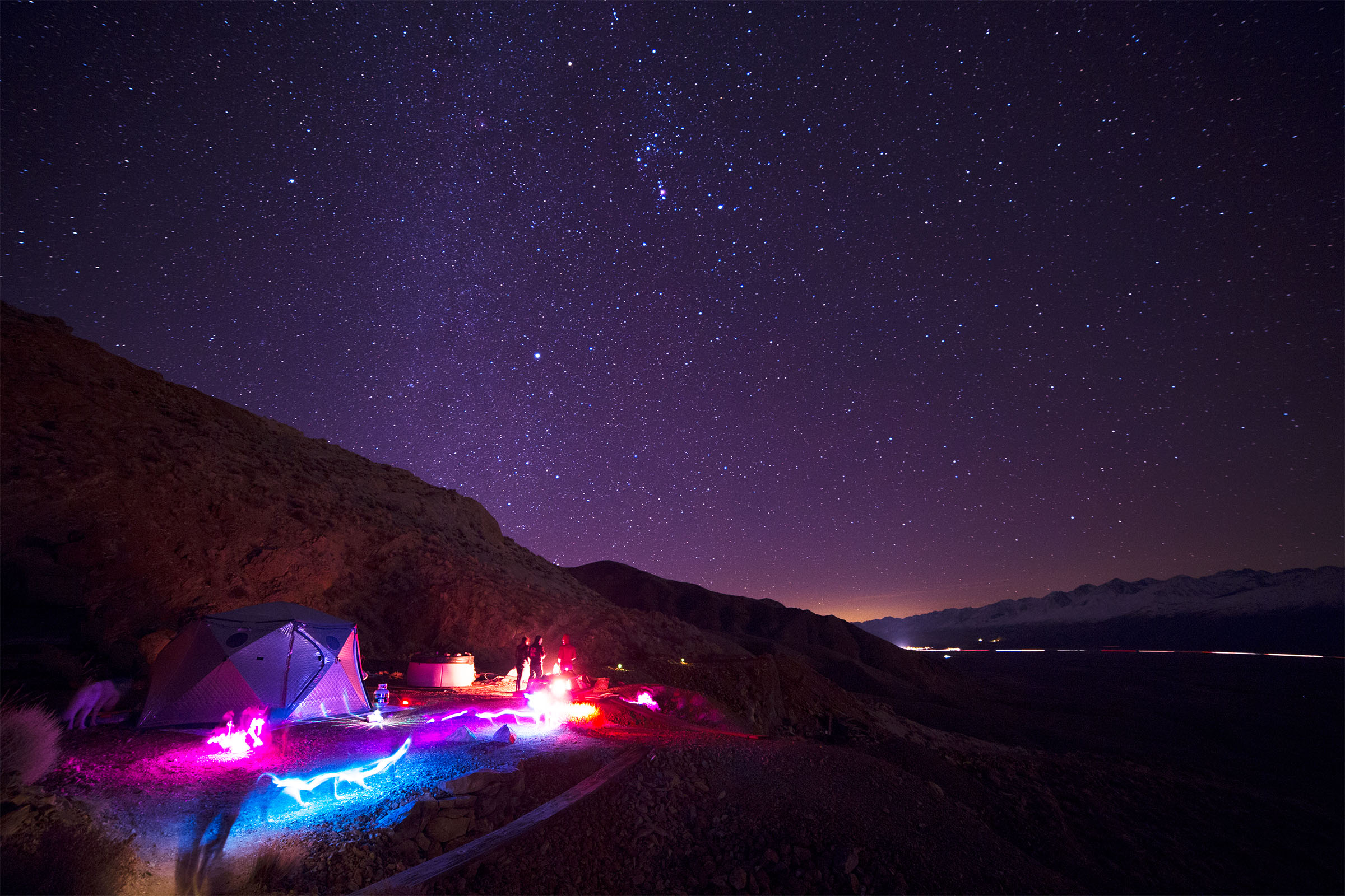 See you at the ESO! (Photo: Samuel Kahn  @alpineastro )
