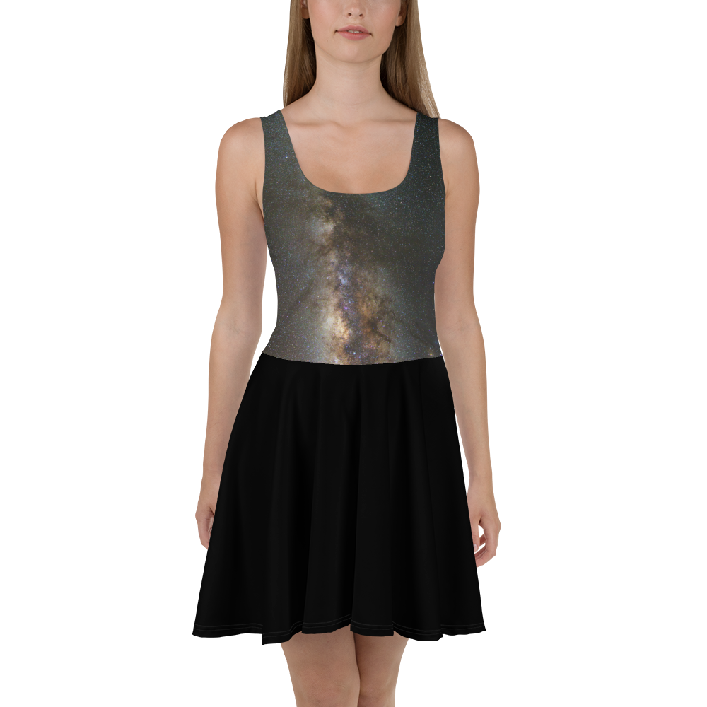 The Milky Way Space Traveler Dress — fit for both casual and more formal interstellar outings