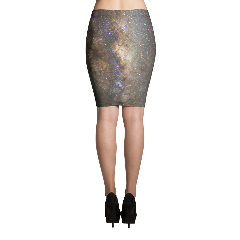 The Milky Way Rocket Skirt may allow you to evade time