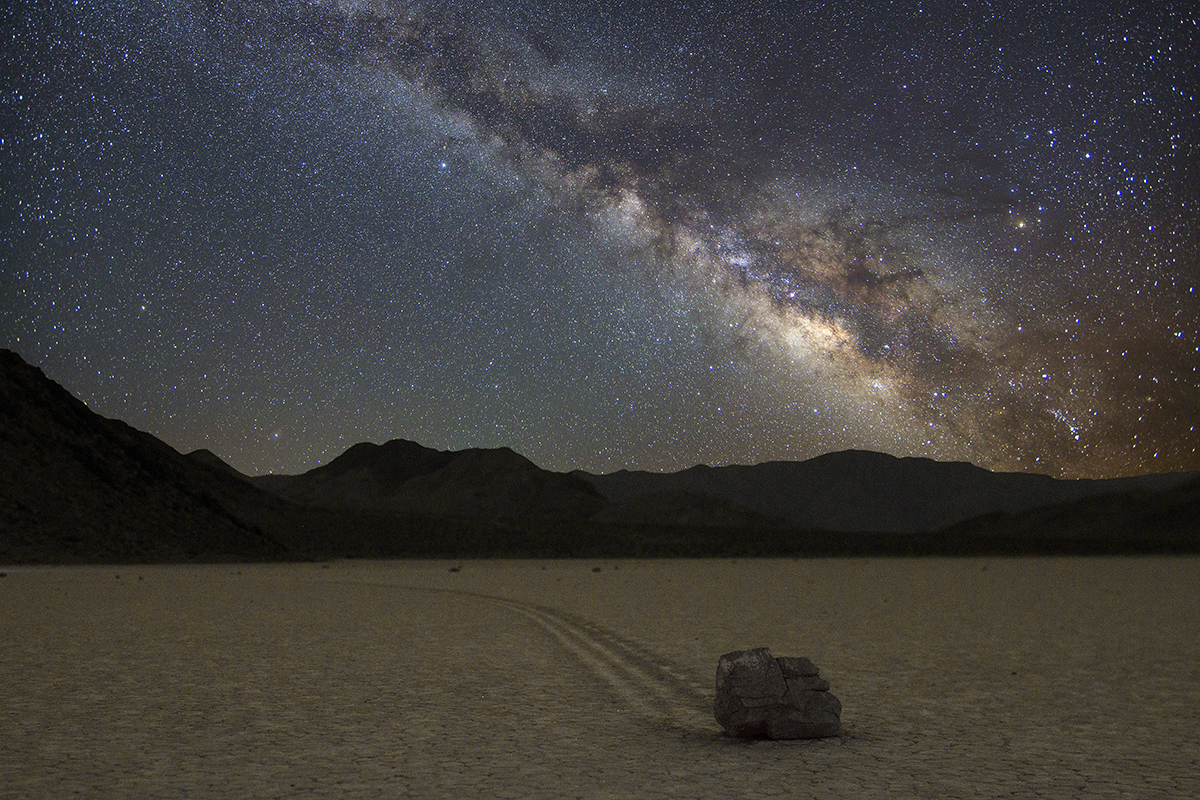 Death Valley's Racetrack Playa