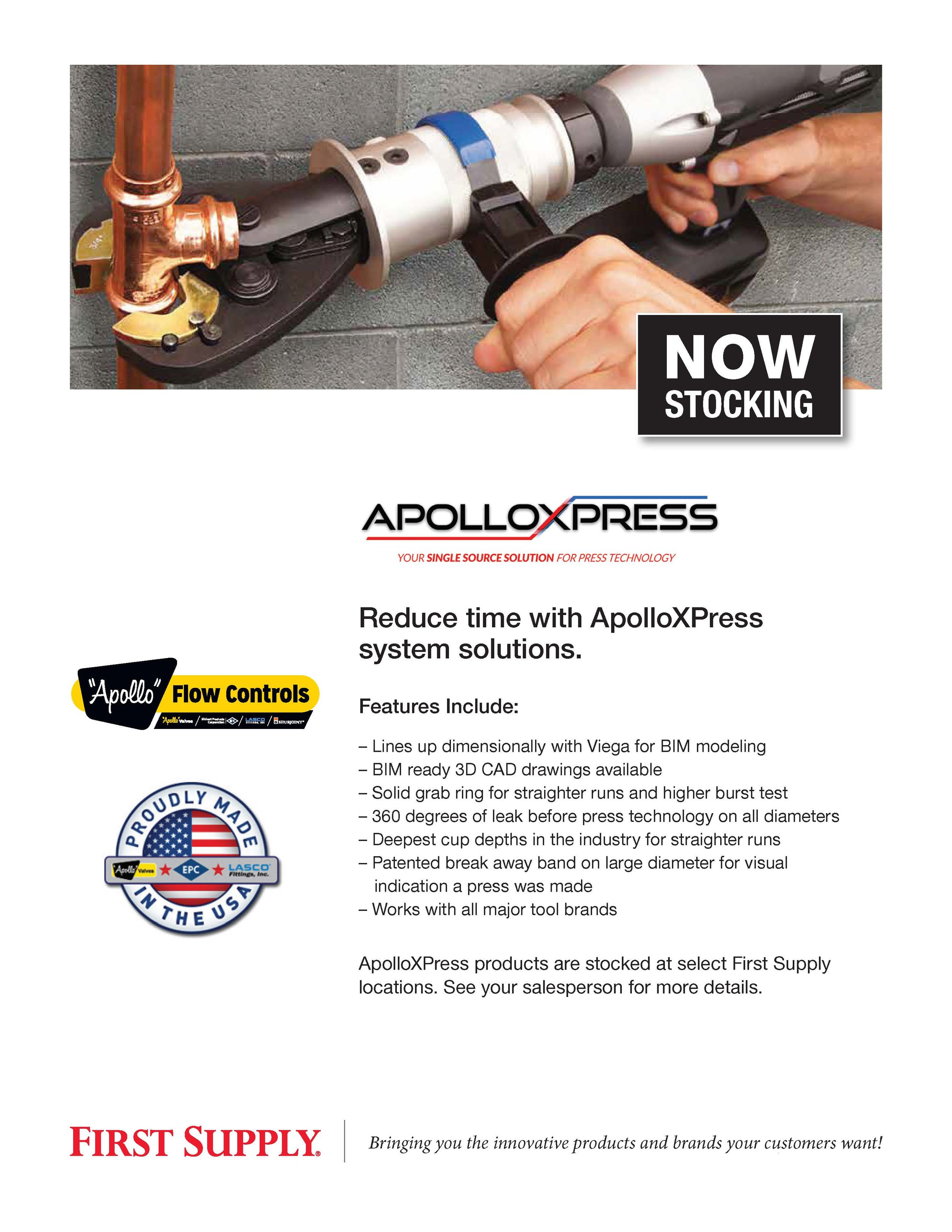 ApolloXPress System Solutions [ download pdf ]