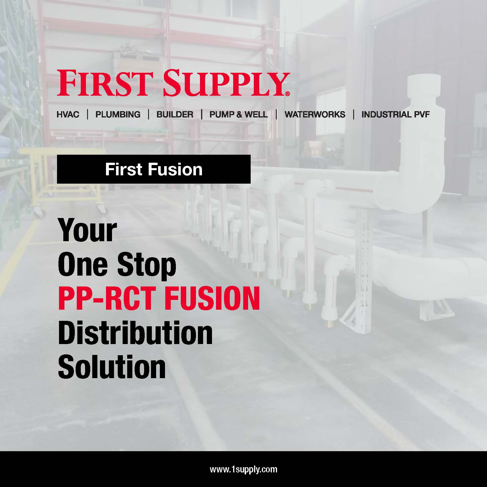 First Fusion Brochure