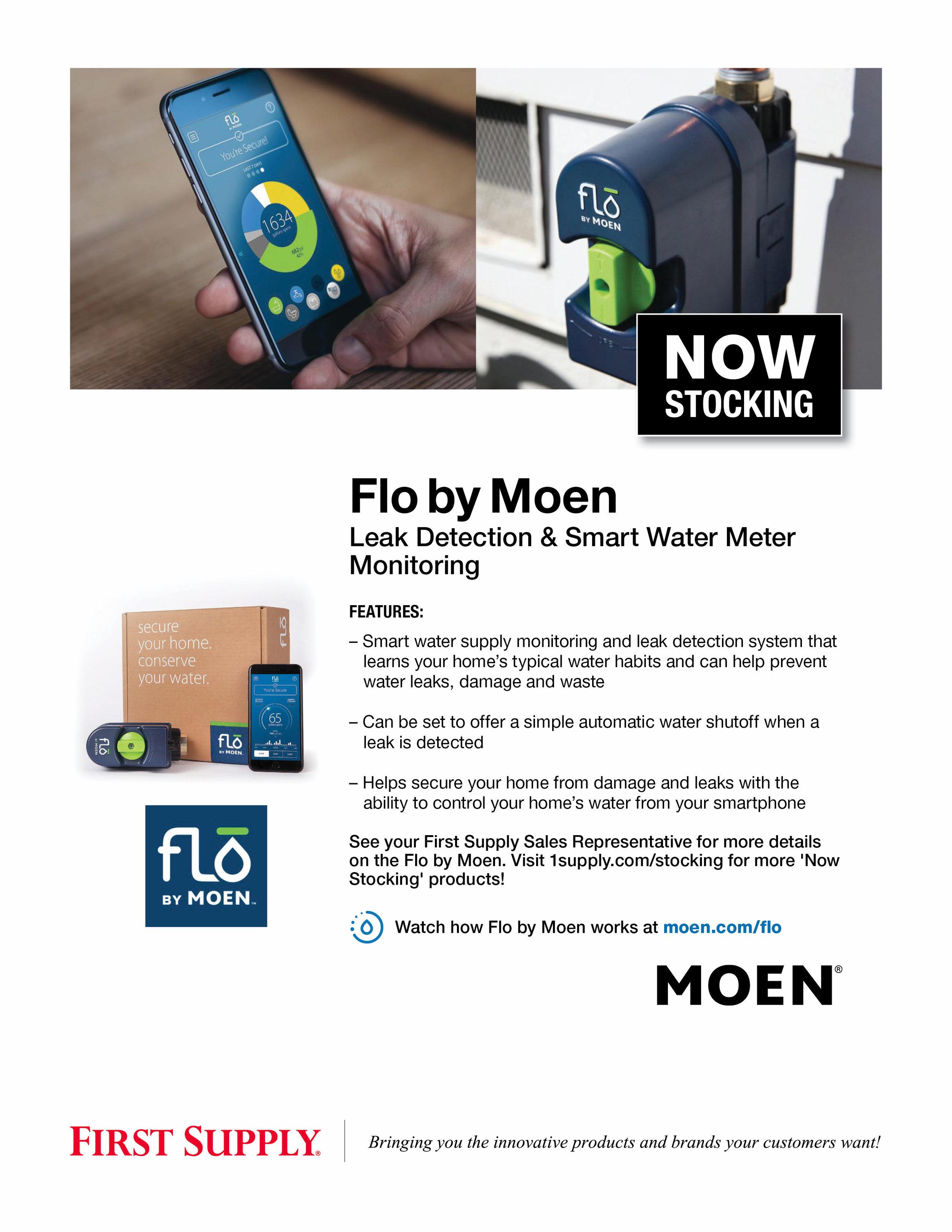 Flo by Moen [ download pdf ]
