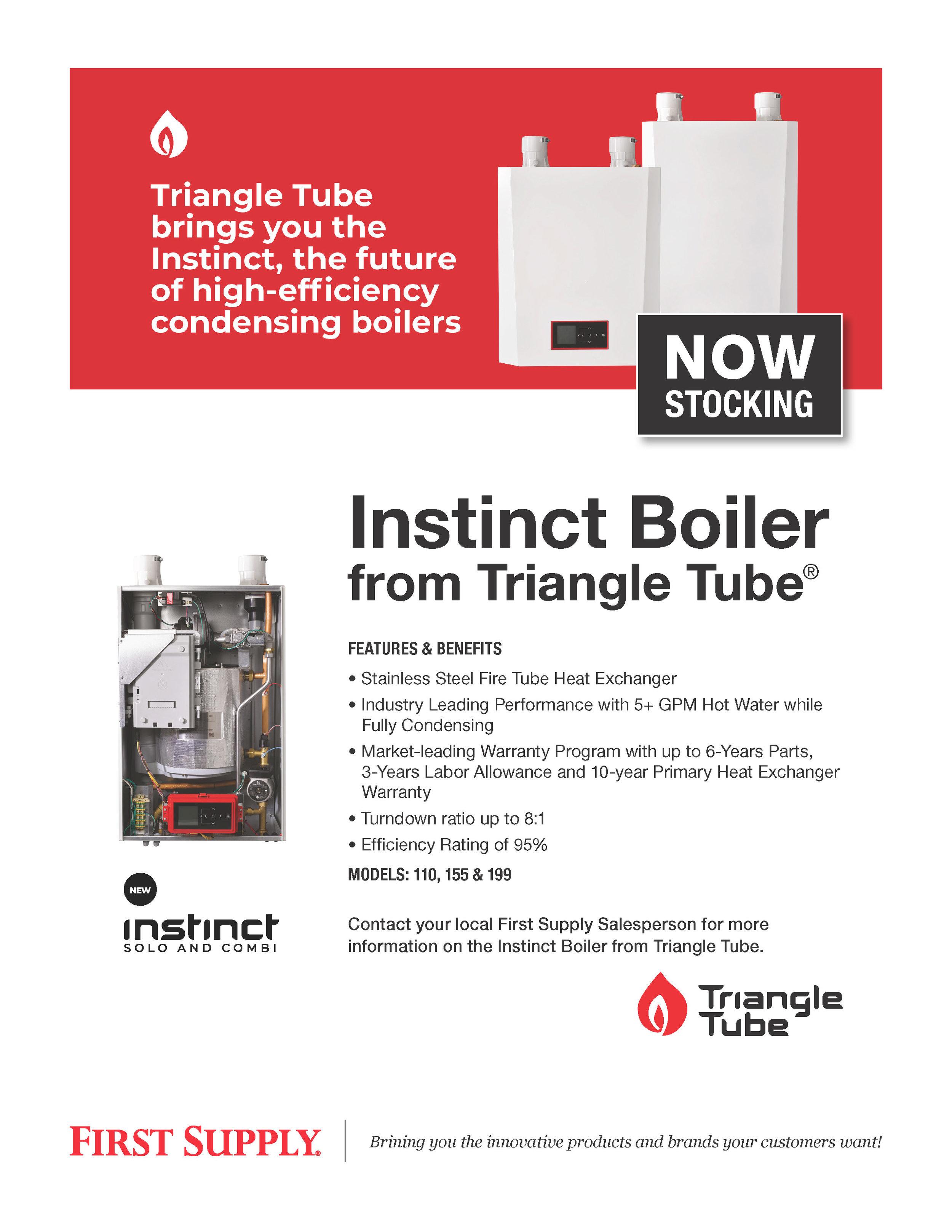 Triangle Tube Instinct Boiler [ download pdf ]